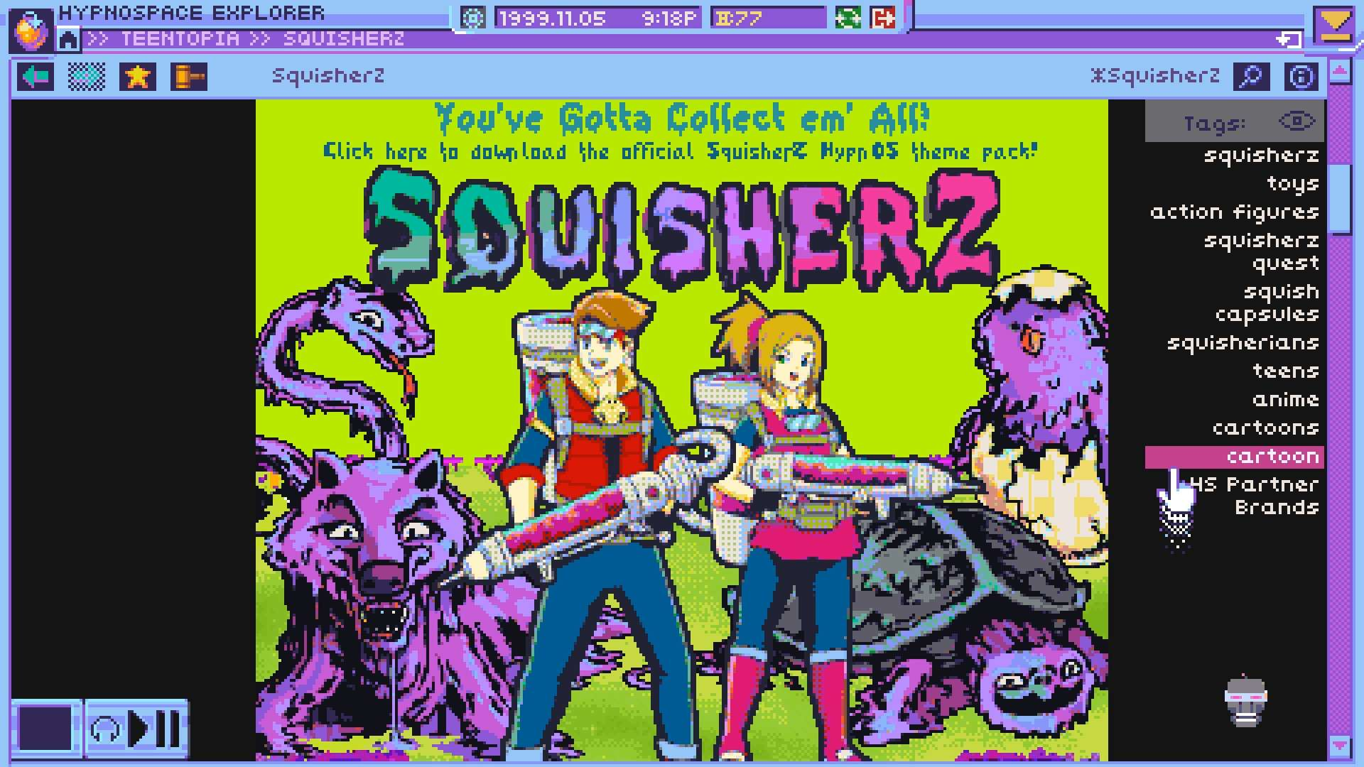 Hypnospace Outlaw #3