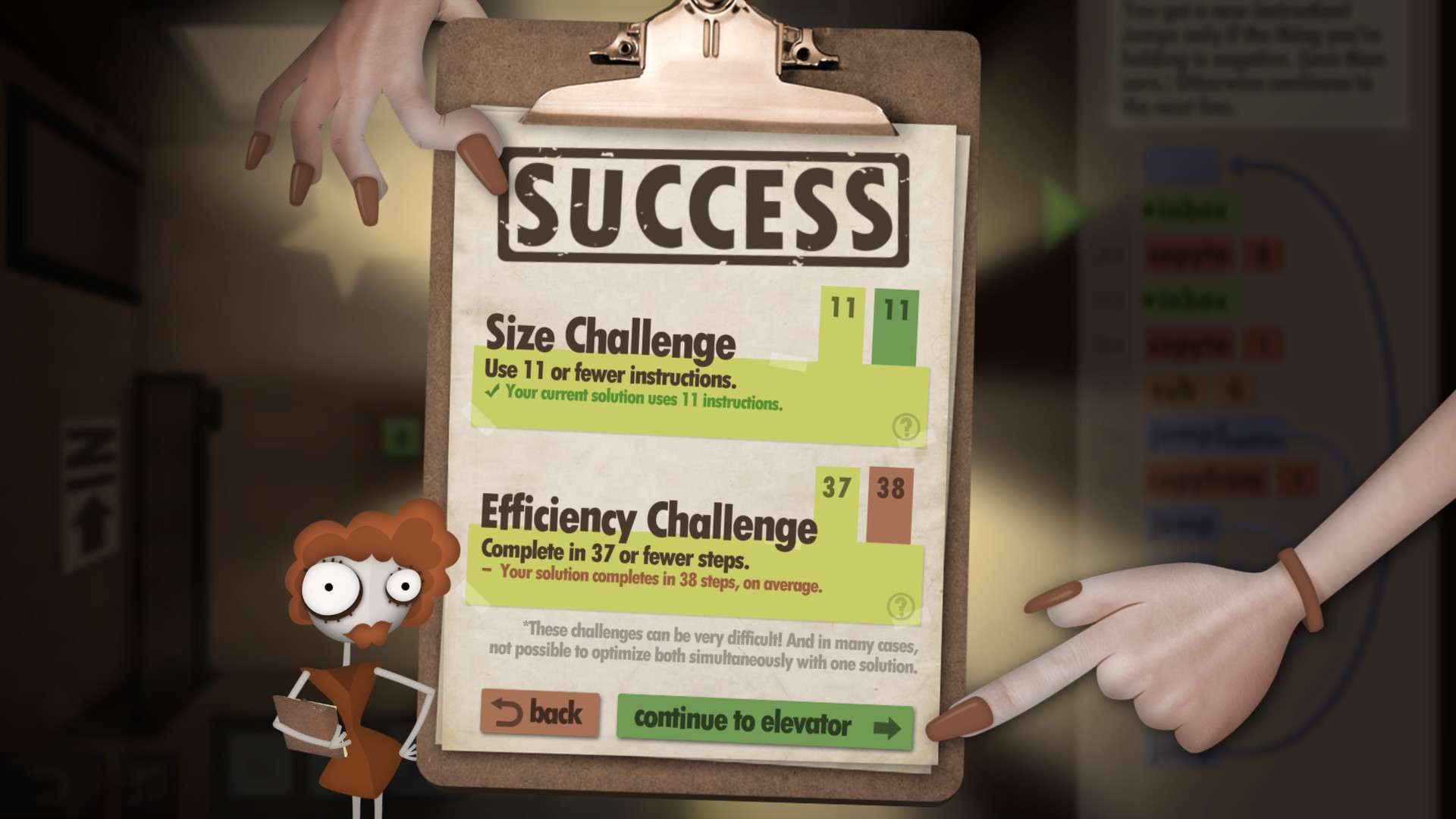 Human Resource Machine #9