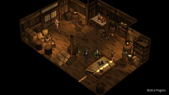 Shadow Tactics: Blades of the Shogun – Aiko's Choice