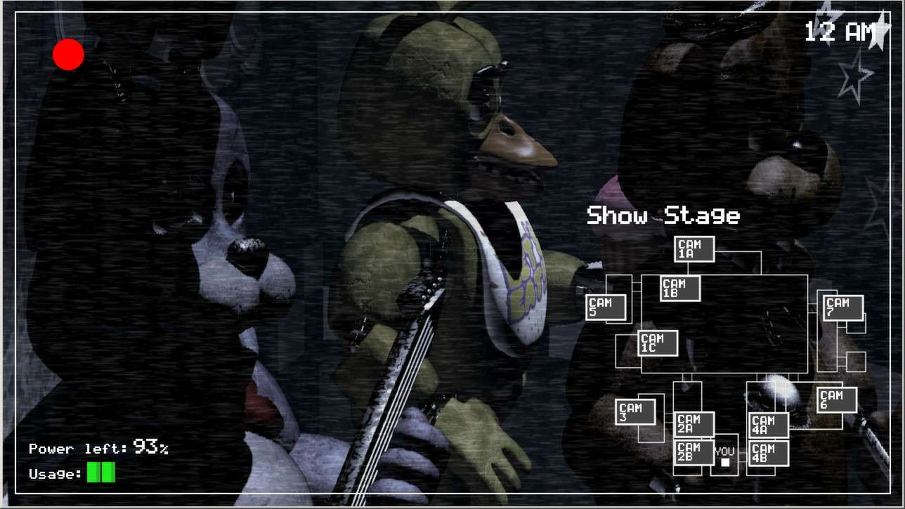 Five Nights at Freddy's #4