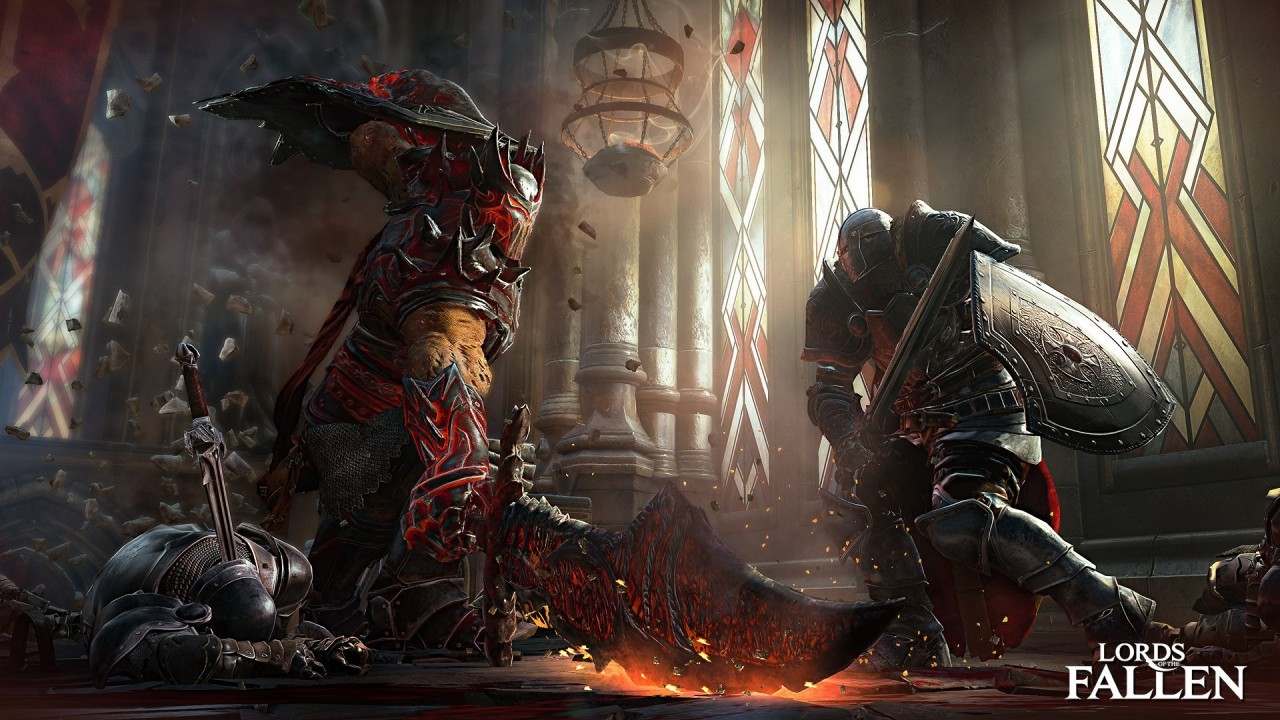 Lords of the Fallen #3