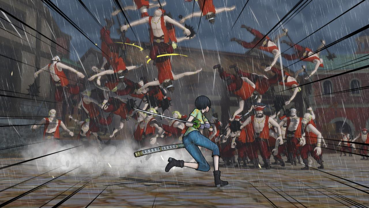 One Piece: Pirate Warriors 3 #55