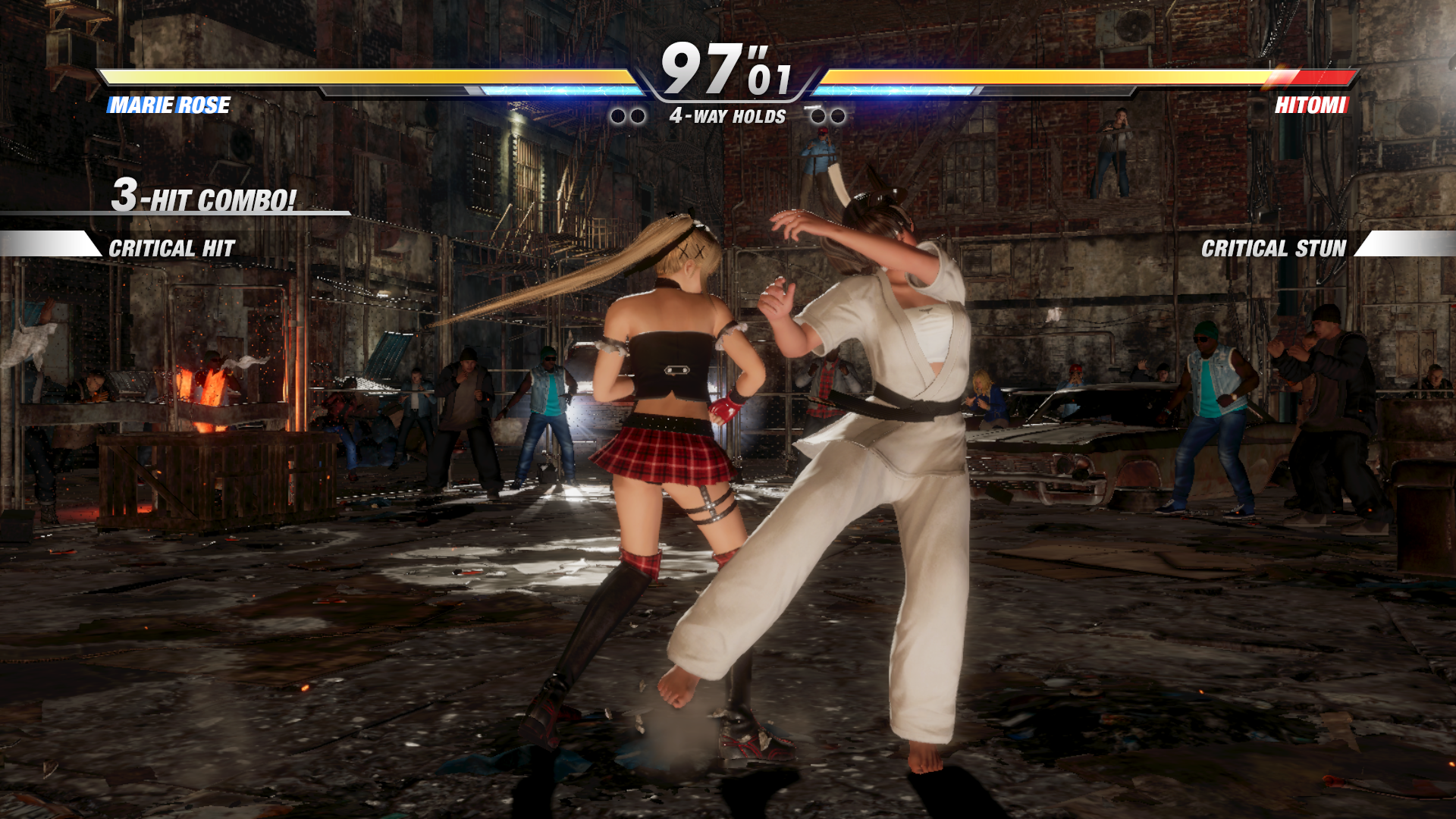 Dead or Alive 6 #42