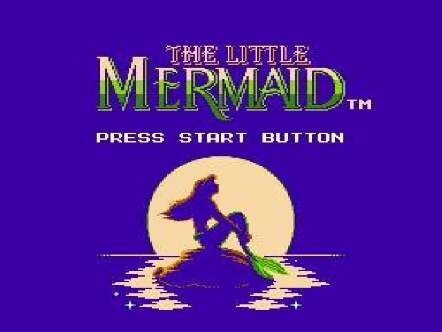The Little Mermaid #8