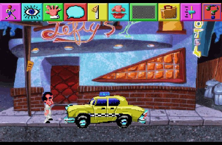 Leisure Suit Larry's Greatest Hits and Misses! #7