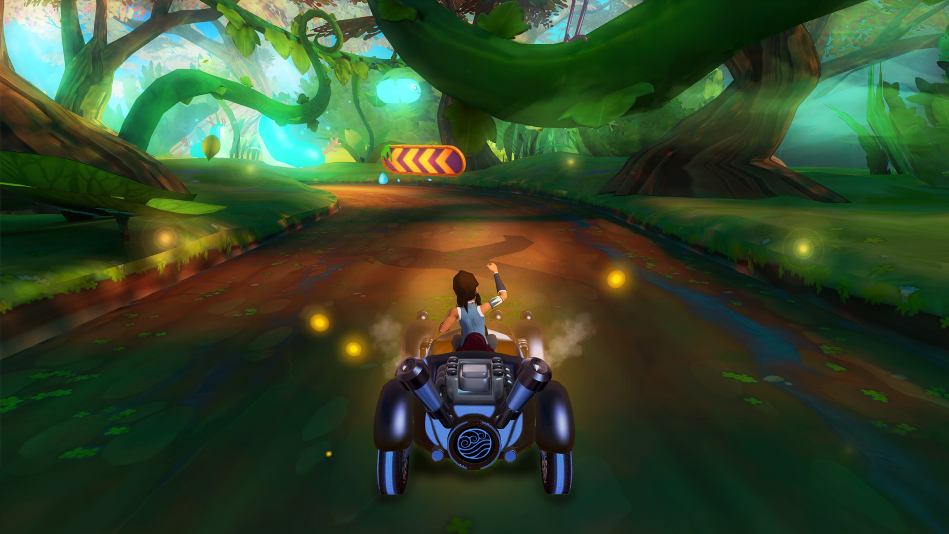 Nickelodeon Kart Racers 2: Grand Prix #2