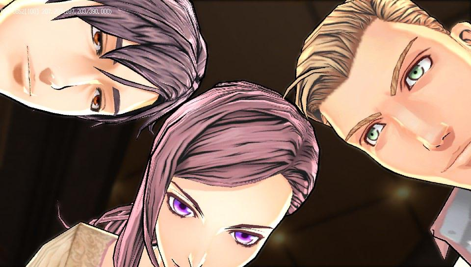 Zero Time Dilemma #2