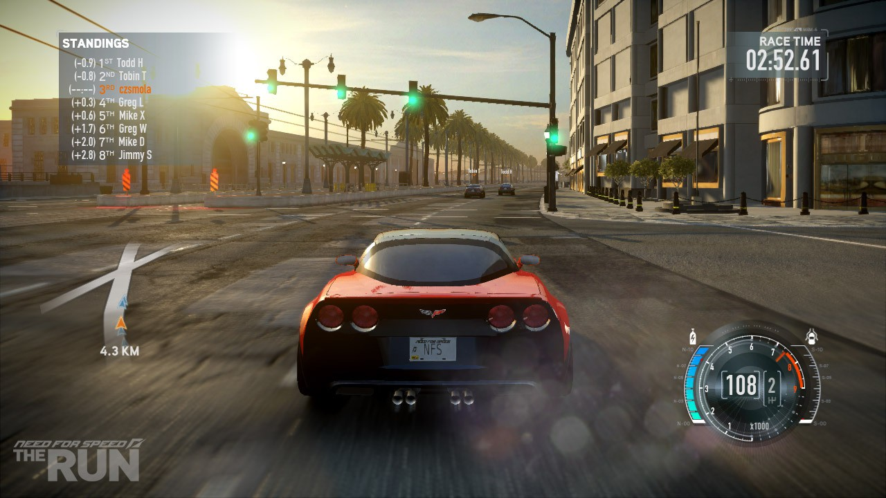 Need for Speed The Run #8