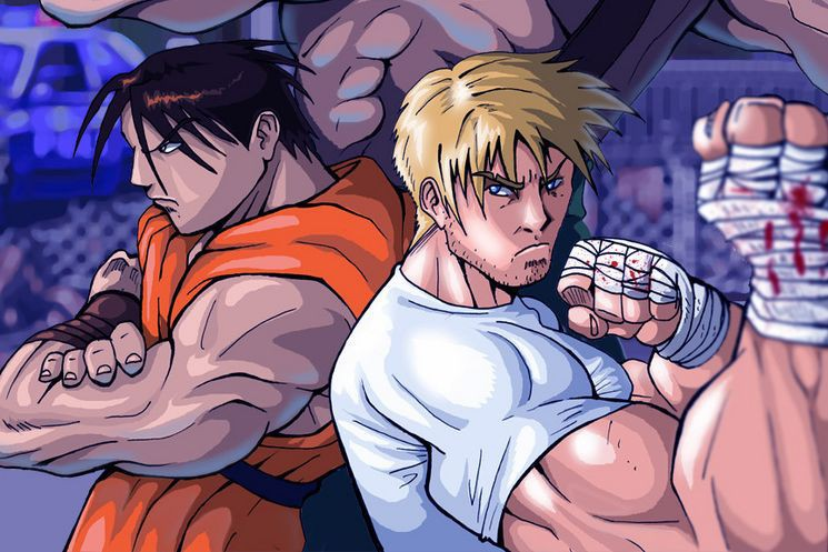 Final Fight: Double Impact #1