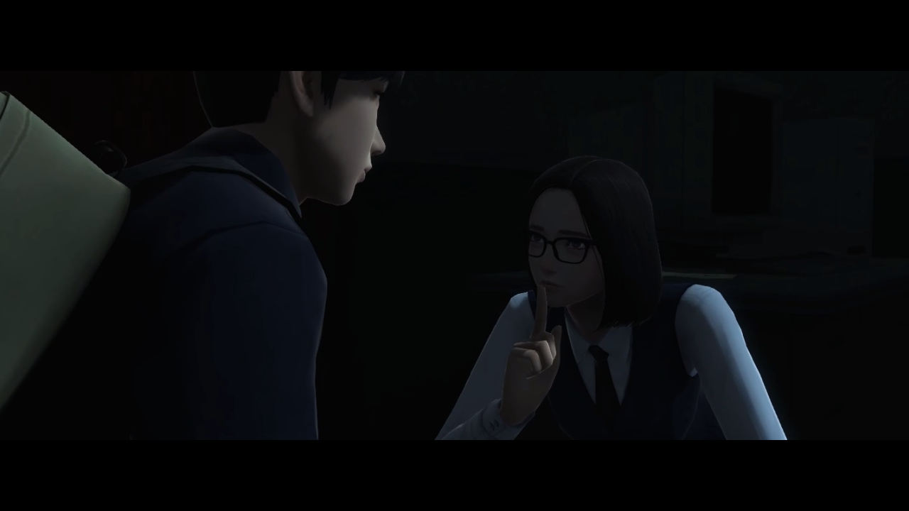 White Day: A Labyrinth Named School #2