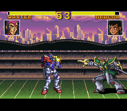 Mobile Fighter G Gundam #1