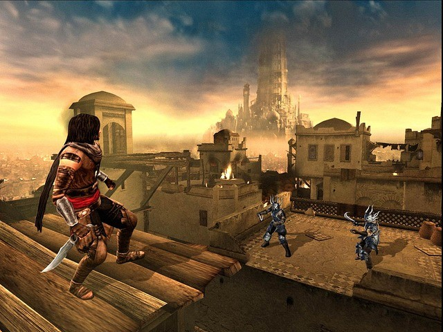 Prince of Persia: The Two Thrones #7