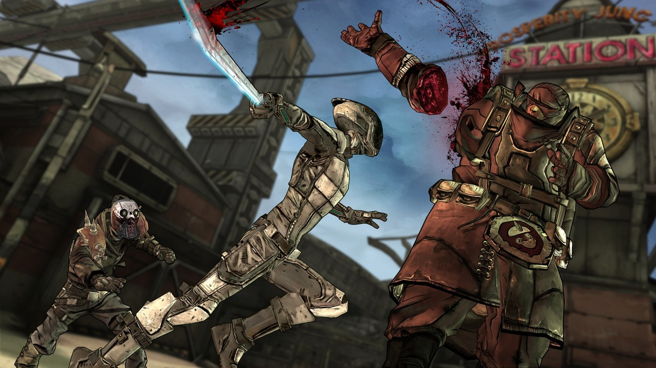 Tales from the Borderlands #3