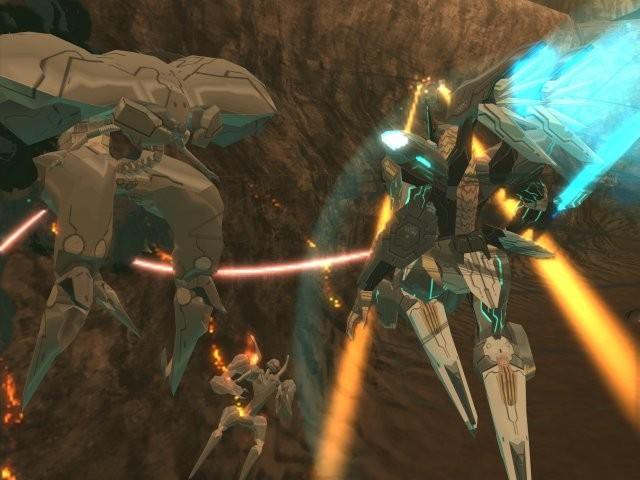 Zone of the Enders: 2nd Runner #2