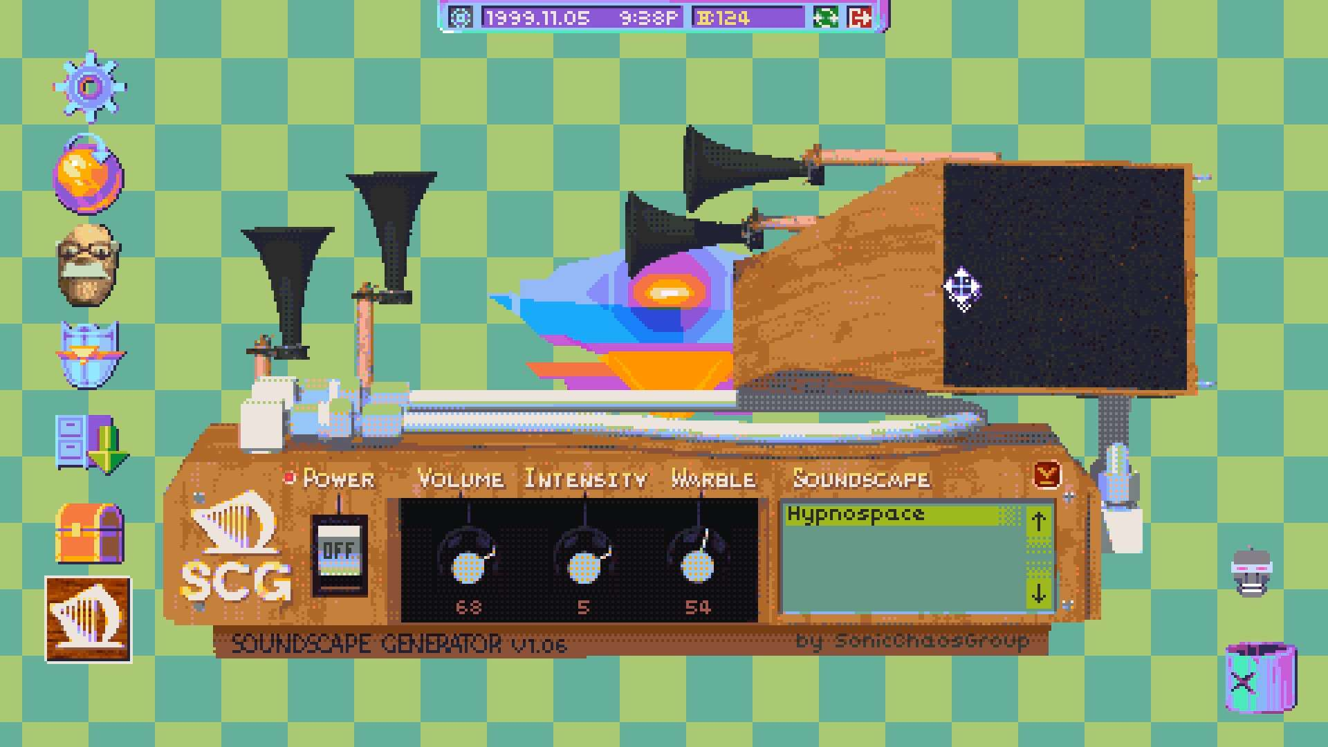 Hypnospace Outlaw #6
