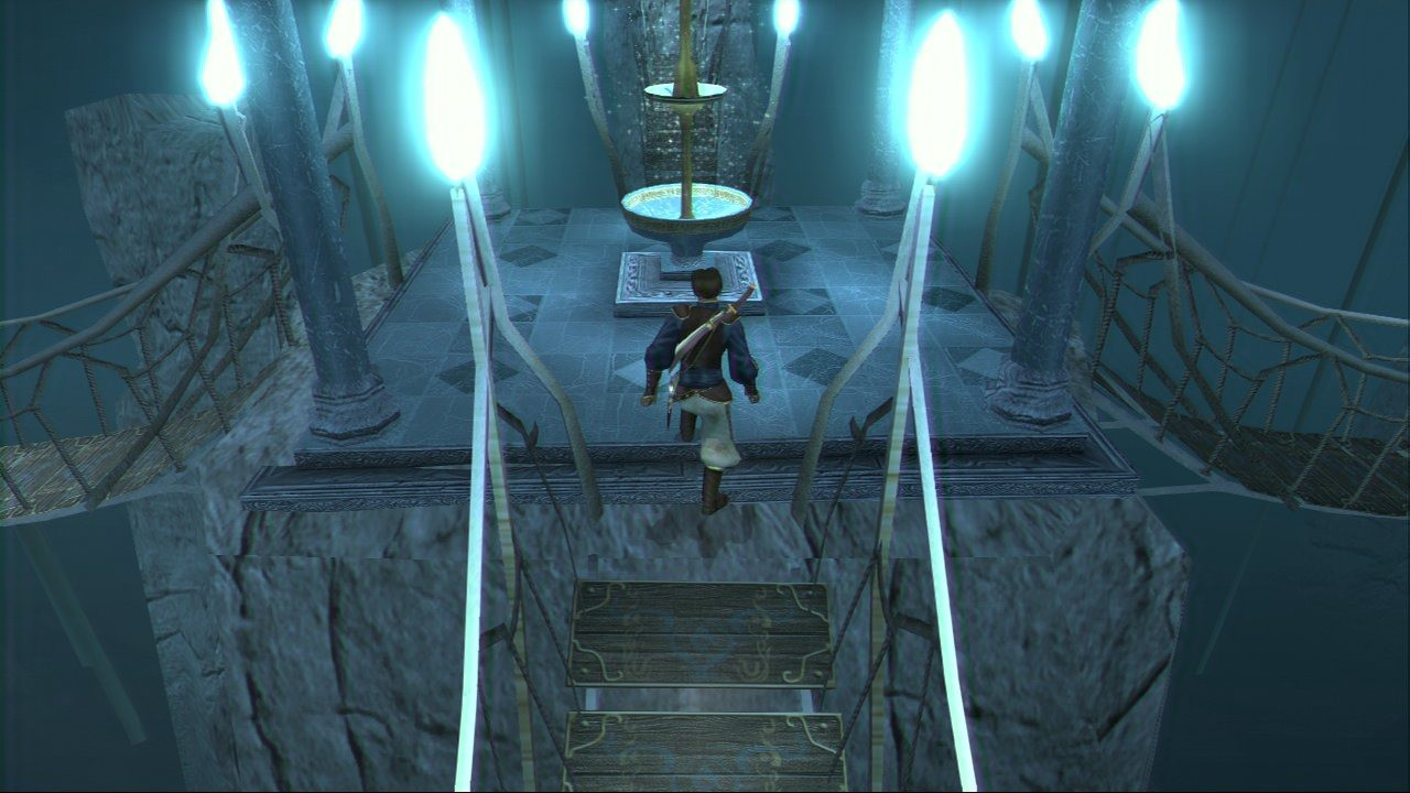 Prince of Persia Trilogy #10