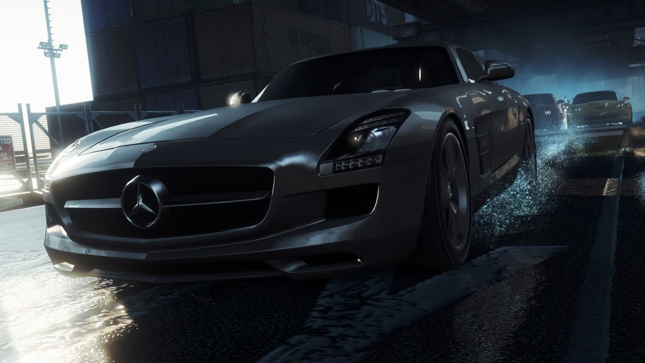 Need for Speed Most Wanted (2012) #7