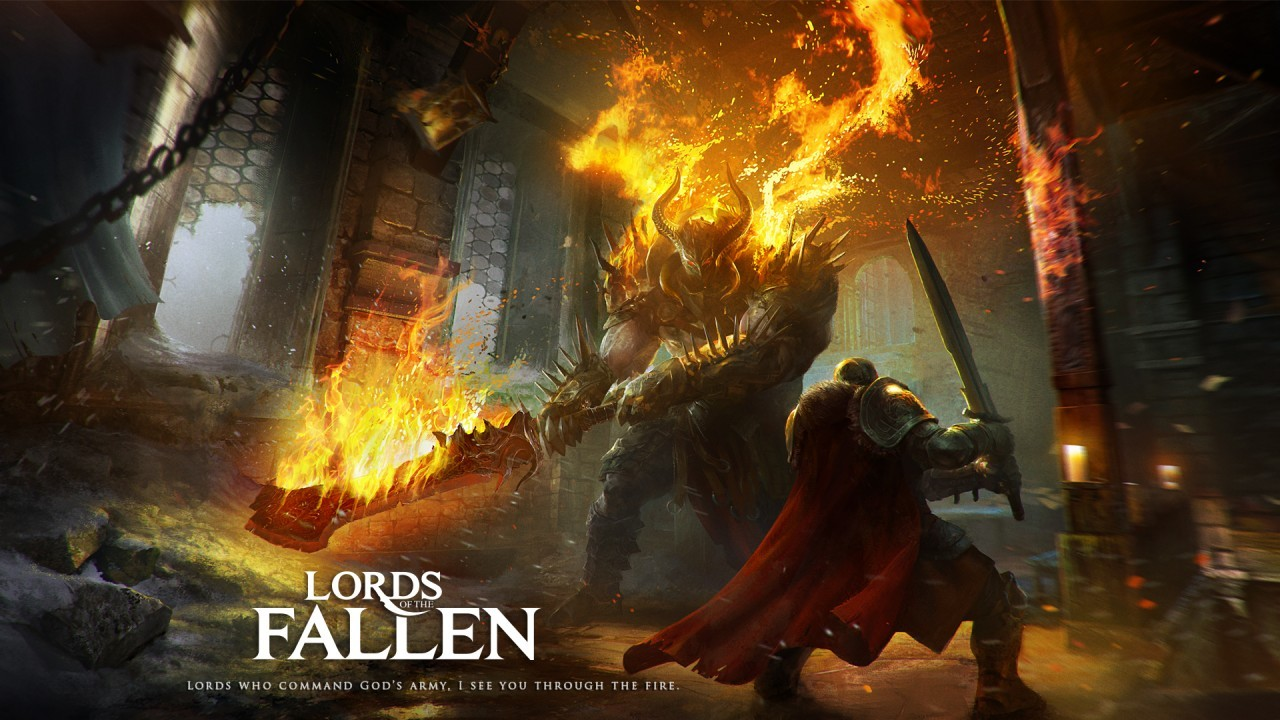 Lords of the Fallen #5