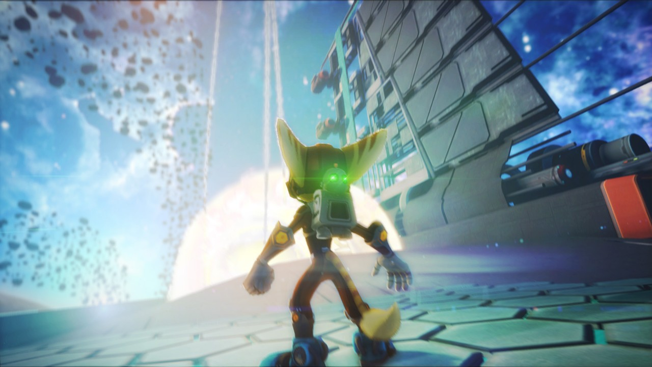 Ratchet and Clank: Into the Nexus #1