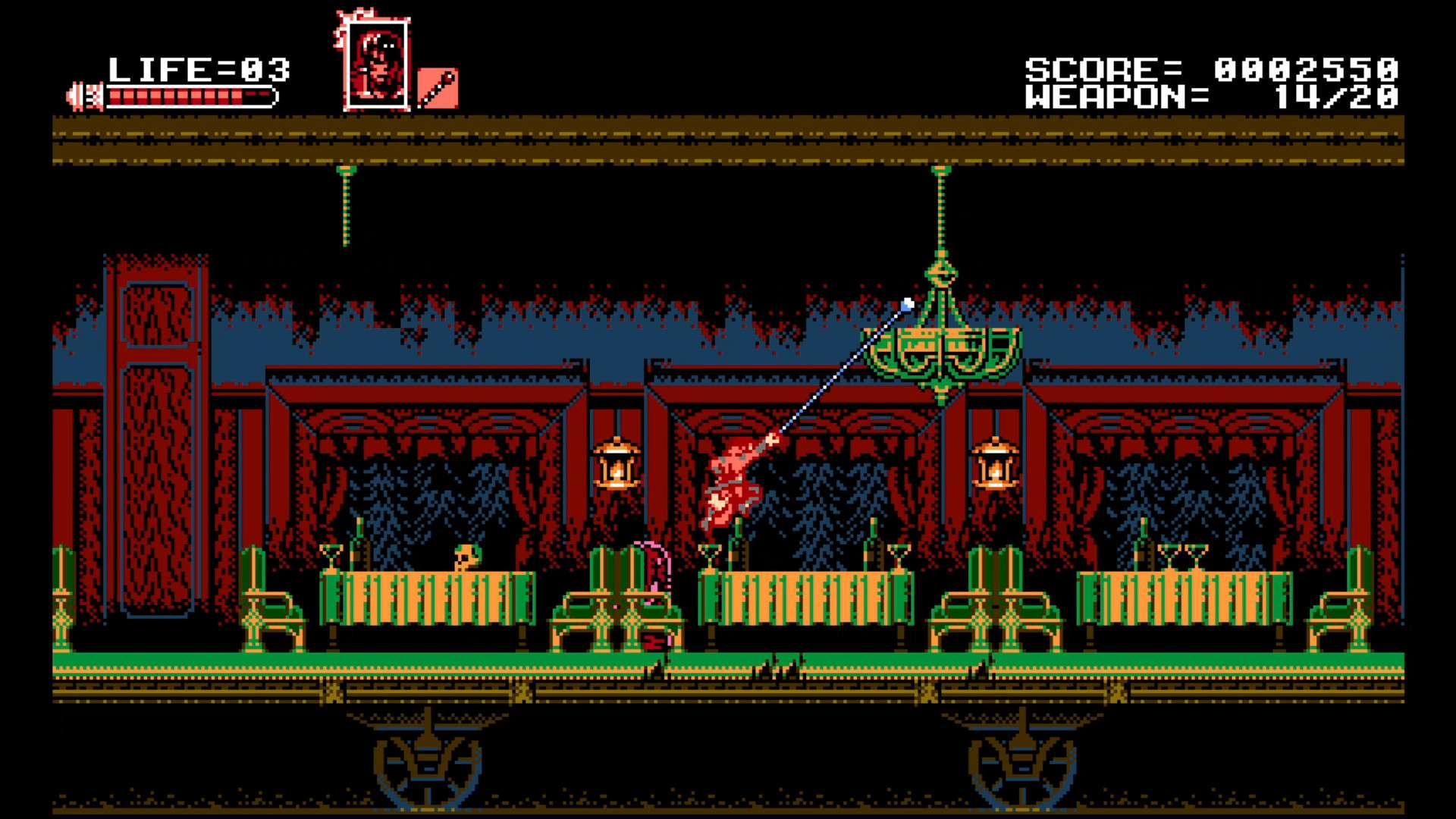 Bloodstained: Curse of the Moon #2
