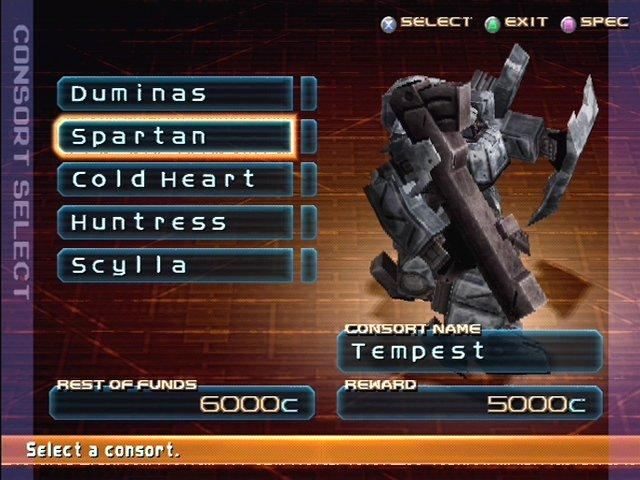 Armored Core 3 #4