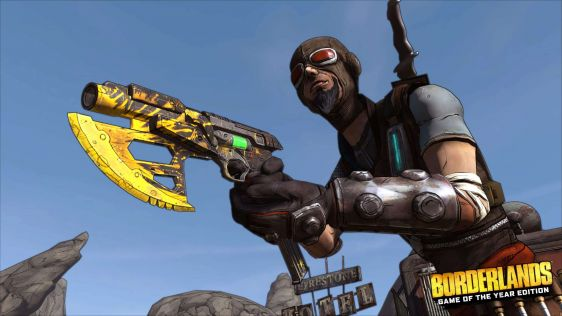 Borderlands: Game of the Year Edition Enhanced