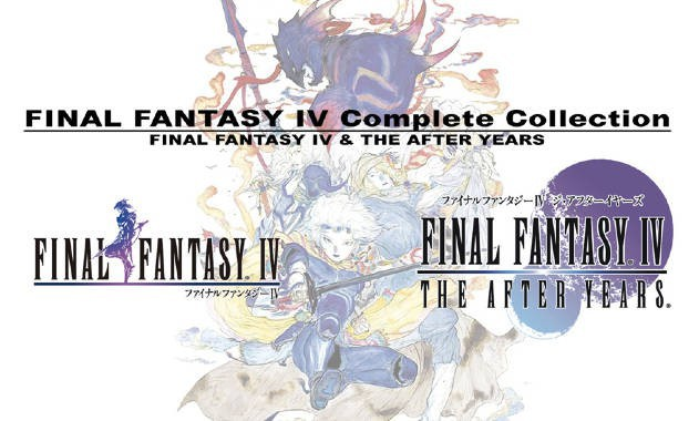 Final Fantasy IV Complete Collection #1