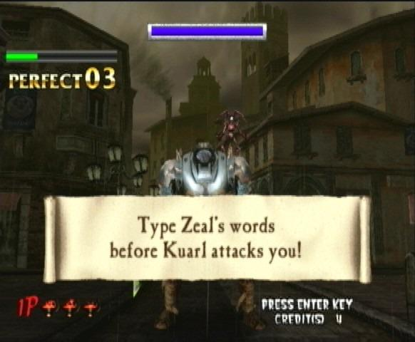 The Typing of the Dead #10