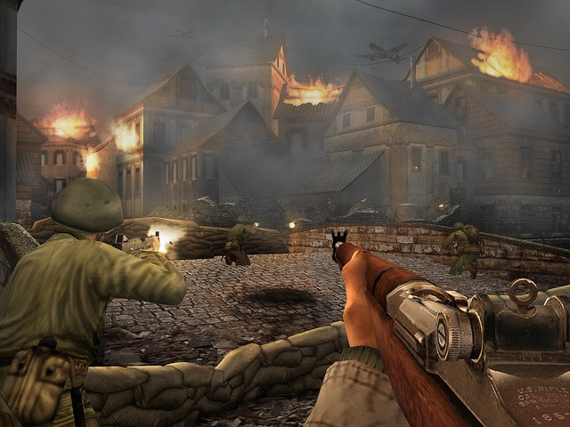Call of Duty 2: Big Red One #7