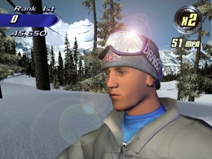 Amped: Freestyle Snowboarding