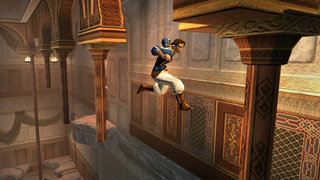Prince of Persia Trilogy #1