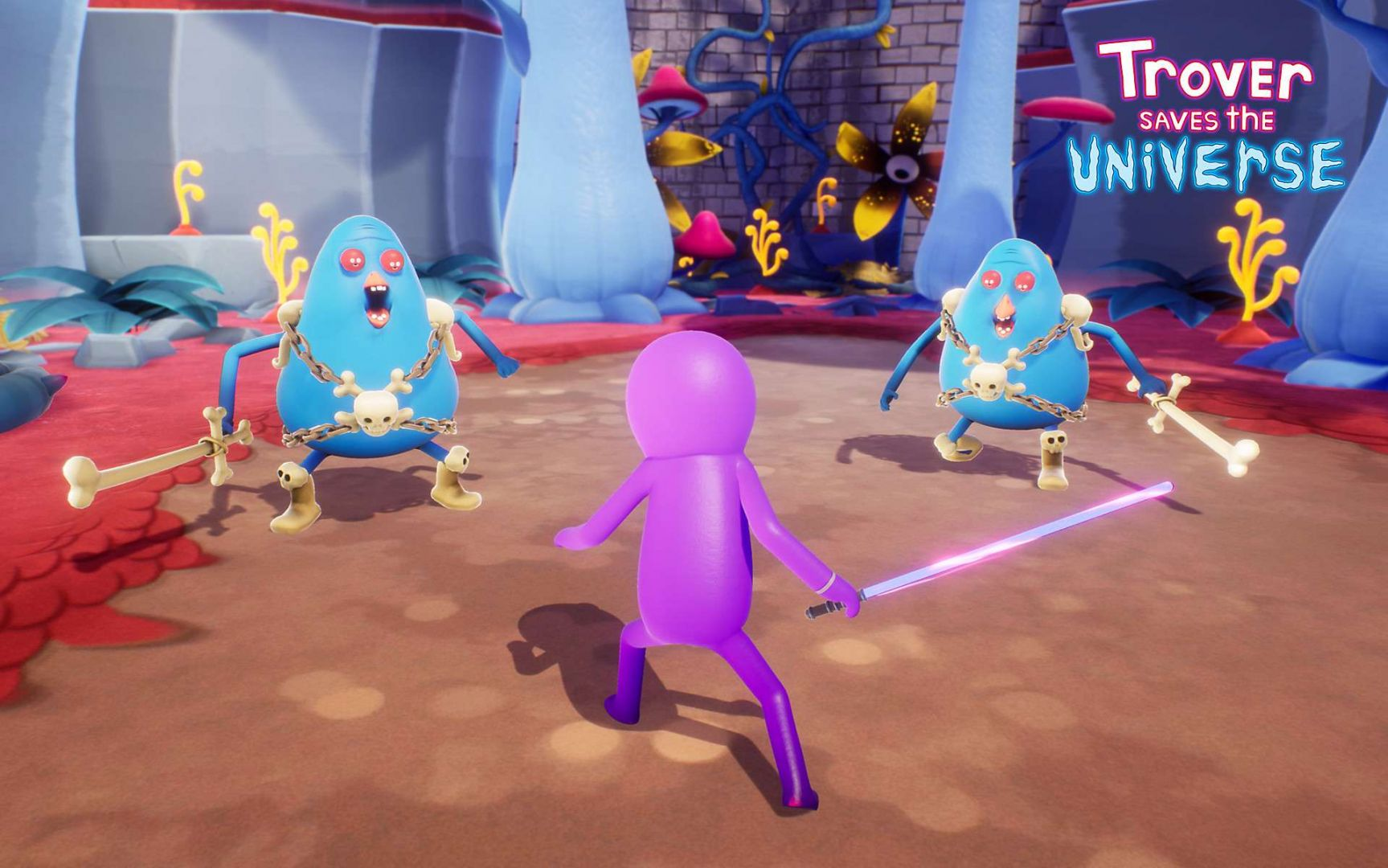 Trover Saves the Universe #3