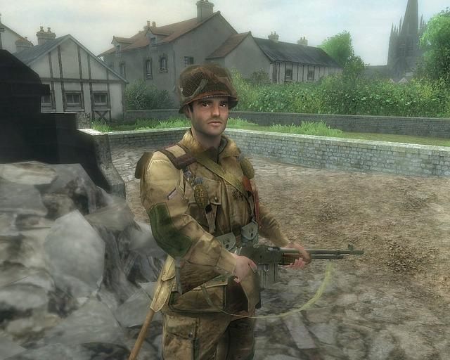 Brothers in Arms: Earned in Blood #16