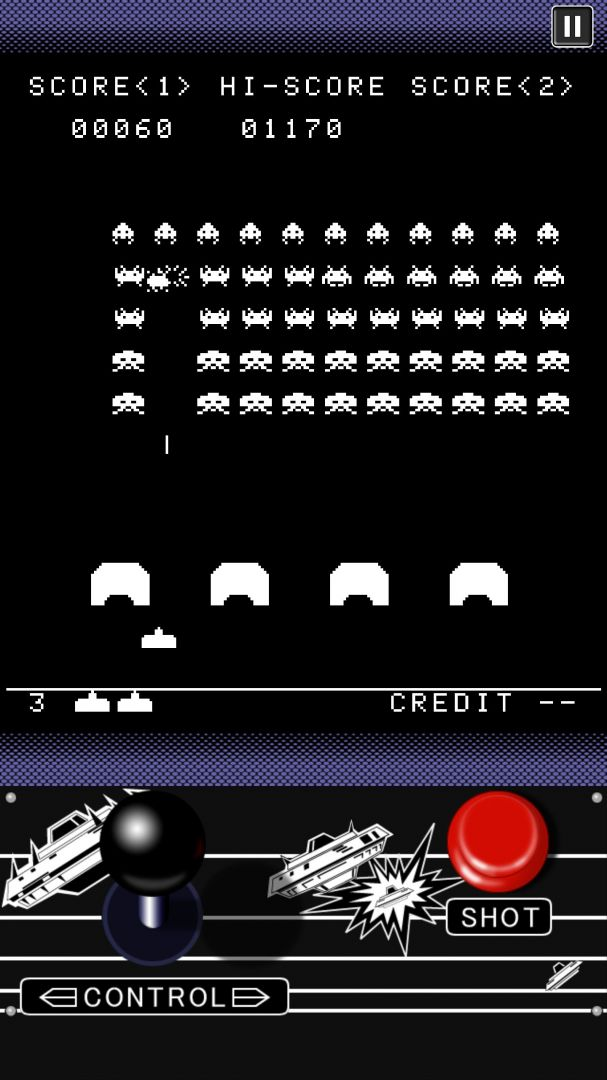 Space Invaders #7