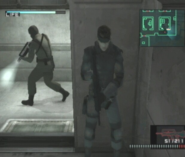 Metal Gear Solid: The Twin Snakes #2