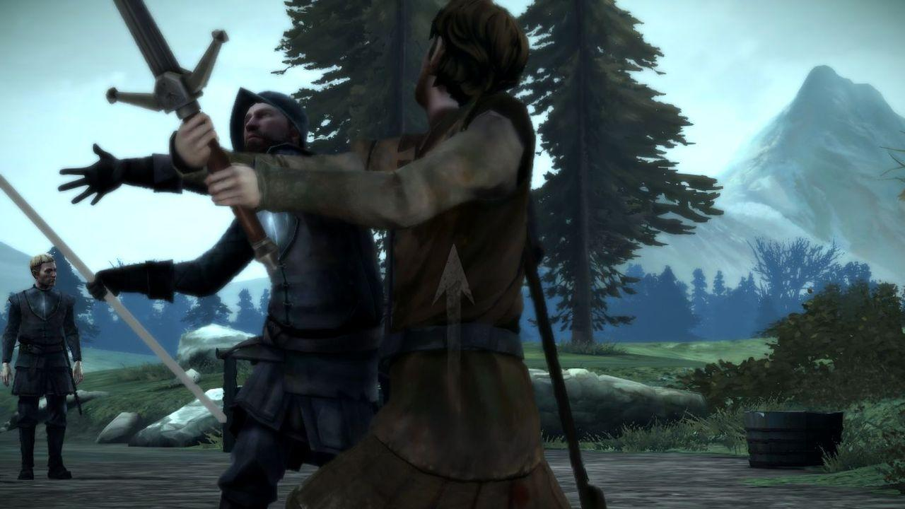 Game of Thrones: A Telltale Games Series #12