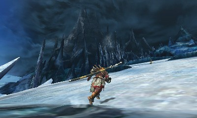 Mroźne screeny z Monster Hunter 4 #8