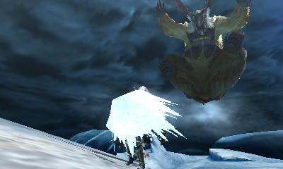 Mroźne screeny z Monster Hunter 4 #23