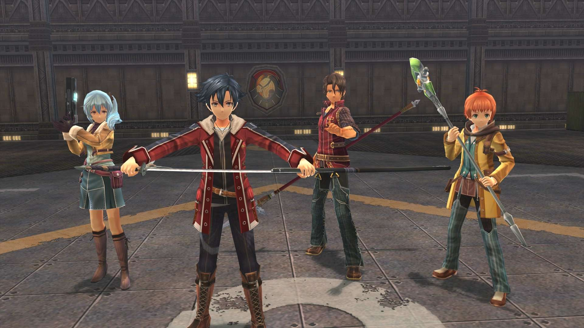 Znamy datę premiery The Legend of Heroes: Trails of Cold Steel 2 #1