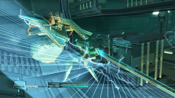 Nowe obrazki z Zone of the Enders HD #3