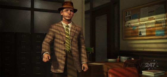Ostre sceny w L.A. Noire #8