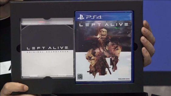 Left Alive. Pierwszy gameplay ze spin-offa Front Mission! #5