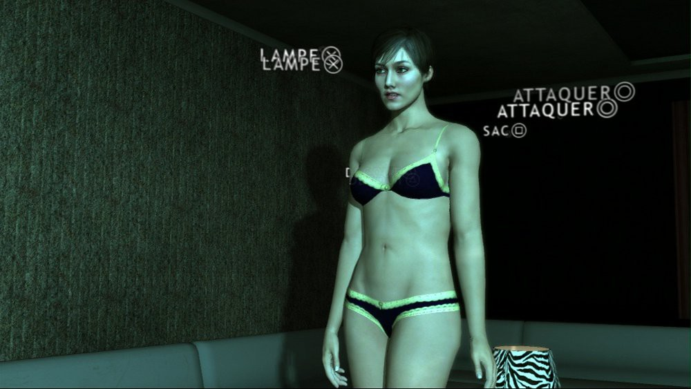 Miss Gier Wideo: Madison vs. Naomi #4