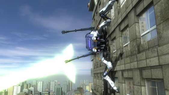 Sporych rozmiarów galeria z Earth Defense Force 4.1: The Shadow of Despair #25