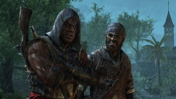Nowa galeria z pierwszego dodatku do Assassin's Creed IV: Black Flag #2