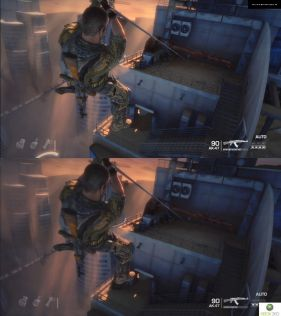 Demo Spec Ops: The Line. PS3 vs. X360. Fight! #6