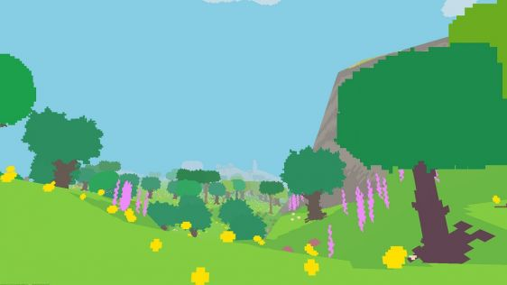 Proteus trafi na PlayStation 3 i PS Vita #1