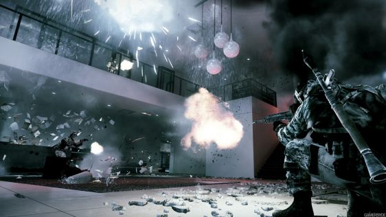 Garść screenshotów z Battlefield 3: Close Quarters #4