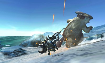 Mroźne screeny z Monster Hunter 4 #22