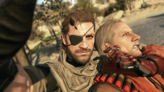 Świetne screenshoty z Metal Gear Online 3 #10